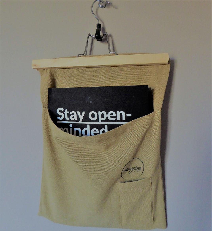 Stay open-minded. Das magdas Hotel in Wien wird von Hotelprofis und Flüchtlingen betrieben.