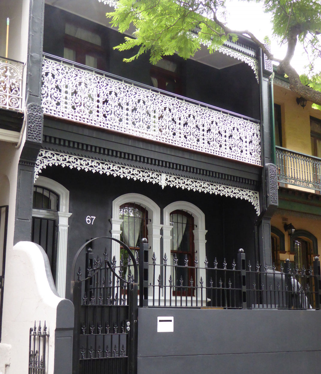 Haus in Redfern, Sydney