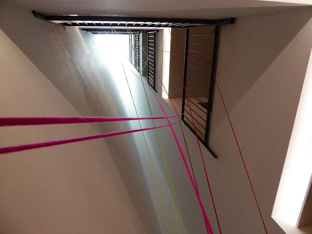 Ungewöhnliche Blickwinkel im Boutiquehotel One Shot Prado 23, Mardrid. Ein Hotel für kreative Individualisten & Solotraveller.