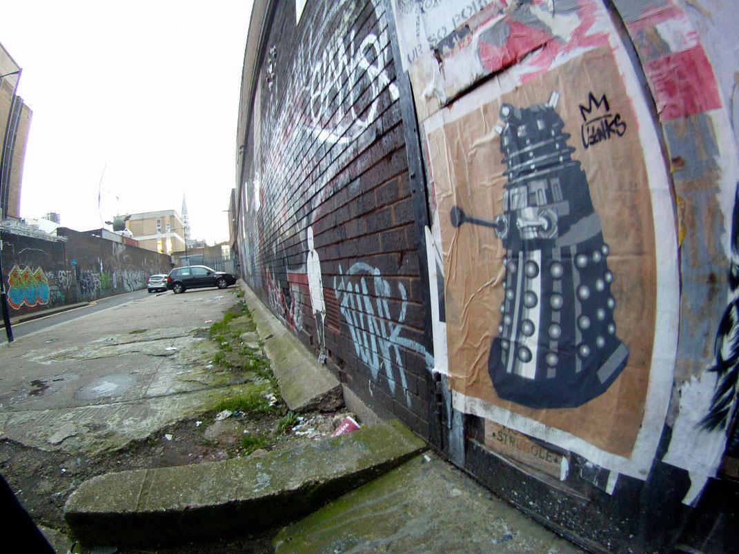 Jeremy Street - Londres - Février 2014
