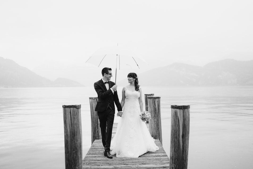Hochzeit Vierwaldstättersee