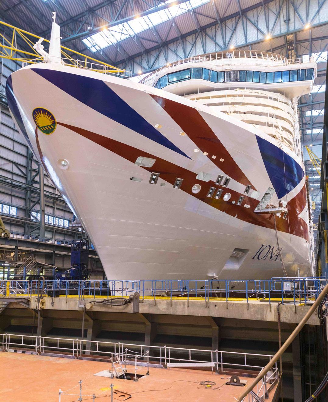 IONA Meyer Werft
