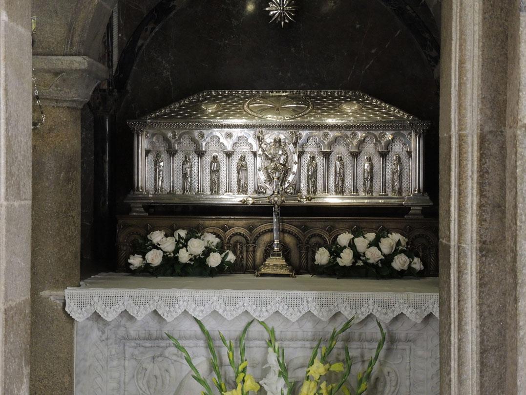 Grab von Apostel Jakobus.