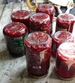 confiture de fraise maison