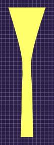 Werner Chr. Schmidt: Solist de Luxe 18 カップ・バックボア形状
