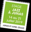 Stage Jazz à Junas 2019