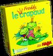 FREDDY LE CRAPAUD +4ans, 2-4j