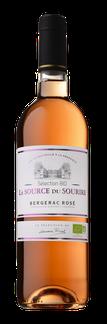 Bergerac rosé Source du sourire Singleyrac