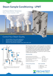 Mechatest Steam Sample Conditioning & Collection Systems