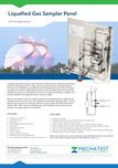 Mechatest LPG Sampling System Panel Station