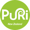 Puri New Zealand logo Manuka Honey