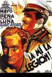 """Cartel da película """"¡A mi la legión!""""(1948)"""