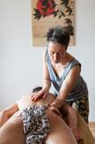 Sandra Richter HunaDance Stressbewältigung Entspanung Massagen Göttingen Berlin