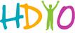 Das Logo der HDYO, der Jugend-Organisation für die Huntington-Krankheit / Chorea Huntington
