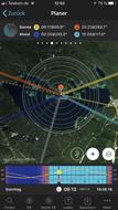 Landschaftsfotografie Sonnenaufgang und Sonnenuntergang planen mit der App Photopills