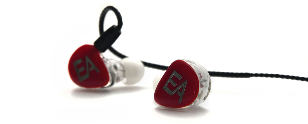 in ear monitors Erdre Audio EA402 Rouge