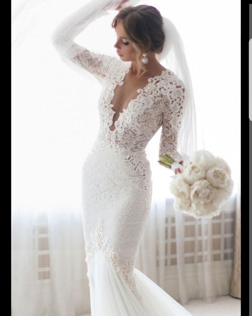 Vestiti Da Sposa X Donne Basse.Abito Da Sposa A Sirena Benvenuti Su Ralucaweddingblogger