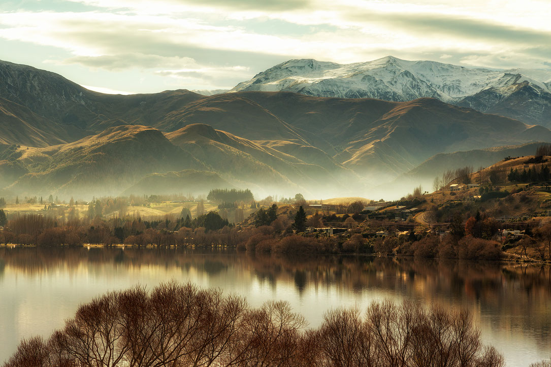 Best photography spots in Queenstown: Lake Hayes