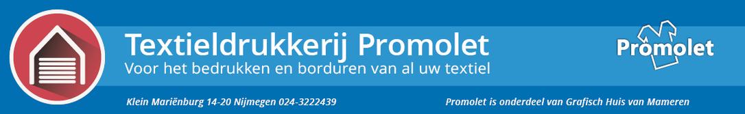 En Al Uw Van Promolet Textieldrukkerij Het Bedrukken Borduren Voor bf6gy7