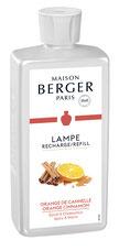 Orange de Canelle - Orange Cinnamon