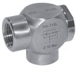 Kompaut, rapid fittings, universal fittings, quick release couplings, fittings accessories and valves in stainless steel AISI 304 and AISI 316