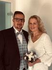 Conny und Hajo haben am 11.10.2018 geheiratet!