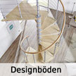Hochwertige Designböden in verschiedenen Stärken und Dekoren für den privaten und industriellen Bereich