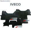 IVECO Fahrerhausteppiche/ Autofussmatten