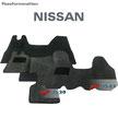 NISSAN Fahrerhausteppiche/ Autofussmatten