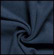 Farbmuster, BIO-Walkloden, Blau