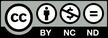 Das Lizenzlogo 4.0 von Creative Commons