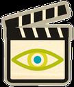 pictogramme juli'arts Montage vidéo