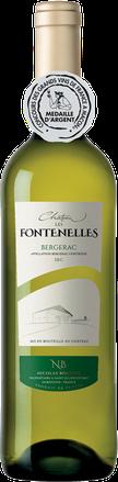 Bergerac blanc Château Les Fontenelles