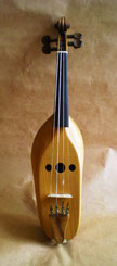 violon sabot fabrication Thierry Legros