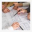 Инженеры разрабатывают проекты в срок