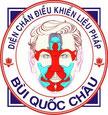 Logo de la réflexologie faciale Dien Chan du professeur Bùi Quôc Châu