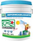 Impermeabilizante total de gran elasticidad y resistencia al intemperismo.
