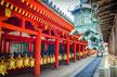 le sanctuaire shintoiste de kasuga taisha avec un guide francais en visite guidee au japon