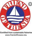 En provenance de pêcheries certifiées durables et de l'aquaculture : www.friendofthesea.org