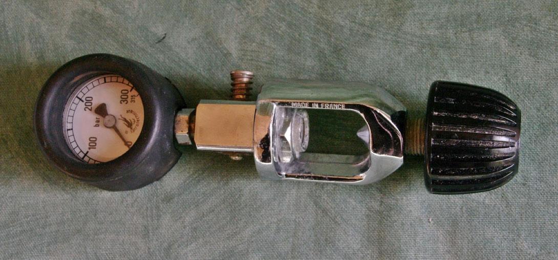 Spiro avec dernier modèle d'étrier