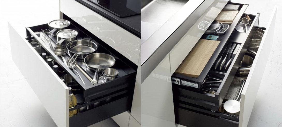 シンク用ツールコンテナは大進建設お薦めキッチン