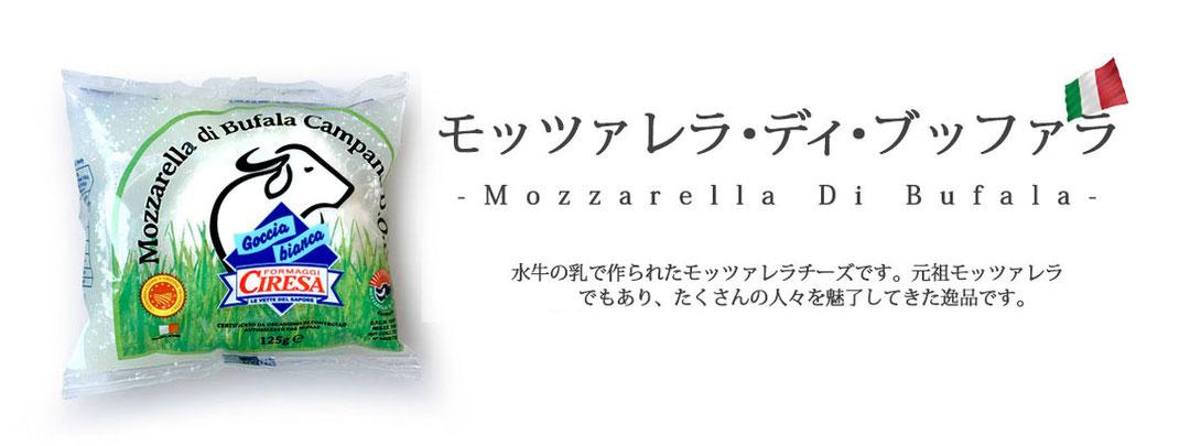 モッツァレラ
