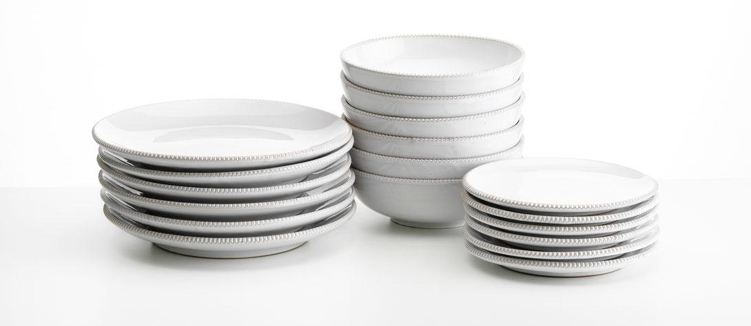 Set di piatti (46,- bis 160,- EUR)