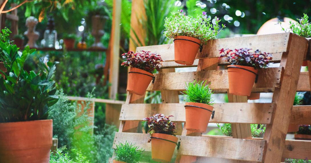 Macetas y jardineras en Tenerife