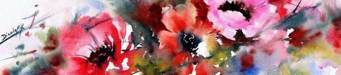 Nadine dieulefit artiste peintre site officiel for Artiste peintre poitiers