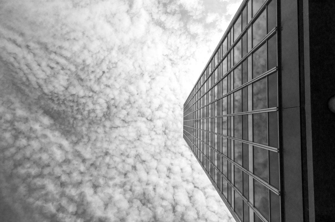 Medienhafen Düsseldorf fotografiert mit Nikon Z6 und Nikkor Z 20mm F/1.8 S