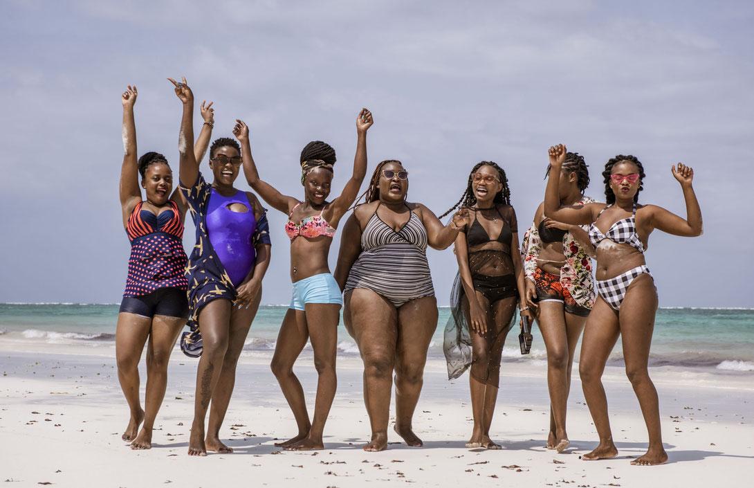 Diani Beach in Kenia, Portraits Fotografie