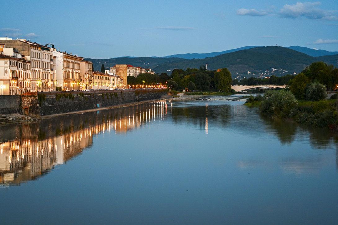 Florenz ... auf Foto FrauenReise mit demipress