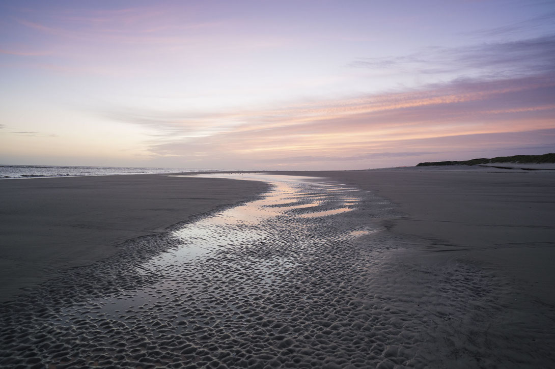 Sonnenaufgang Langeoog, fotografiert mit Nikon Z7 und Nikkor Z 20mm 1:1.8 S