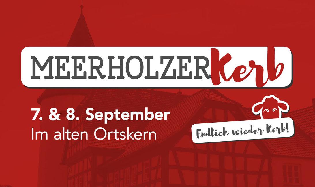 Meerholzer Kerb 2019. Live-Musik mit Rock- und Partyband Holy Smoke aus Hessen